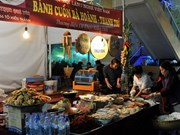 Hanoi food festival to whet visitors' appetite