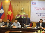 Vietnamese, Lao localities enhance cooperation