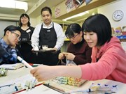 More than 200 Vietnamese pass visa exam to work in Japan