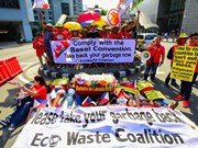 Garbage issue worsens Philippines-Canada relations