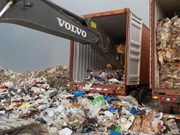 Canada spends 1 million USD to ship rubbish back from Philippines