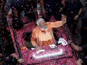 Congratulations to India on successful election organisation