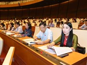 Bill on alcohol harm prevention a focus of NA's 4th working day