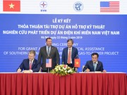 US grants 1.4 mln USD for gas-to-power development in southern Vietnam