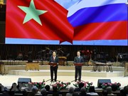 Vietnam-Russia friendship year launched
