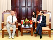 Vietnamese, Belarusian banking trade unions to share experience