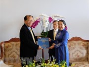 HCM City vows to help nurture Vietnam-Cambodia friendship