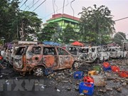 Indonesia: Post-election riot causes heavy economic losses