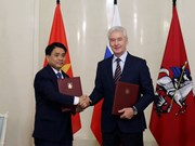 Hanoi, Moscow enhance multifaceted cooperation