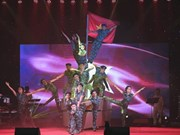 ASEAN Music Festival underway in Hai Phong city