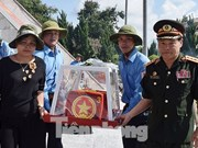 Martyrs in Laos, Cambodia laid to rest in Kon Tum province