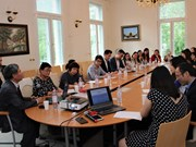 Conference discusses teaching Vietnamese in Germany