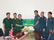 Vietnamese, Cambodian localities enhance mutual support