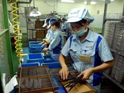 Committed FDI inflow to Vietnam hits four-year high