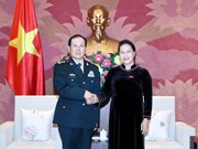 NA Chairwoman highly values Vietnam-China defence ties
