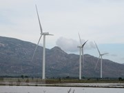 Ninh Thuan province builds more solar, wind projects