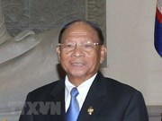 Top Cambodian legislator begins official visit to Vietnam