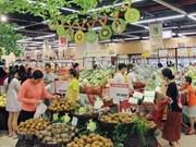 Vietnam develops modern supply system for farm produce