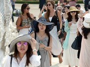 Thailand: Tourist number projection remains at 40 million