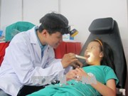 HCM City provides free health checks for children