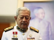 Thai King appoints new Privy Council President