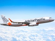 Jetstar Pacific to open second Da Nang-Taiwan air route