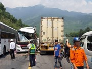 Over 1,300 traffic accidents nationwide in May