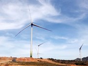 Quang Tri looks to develop solar, wind power