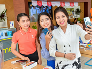 VinGroup's smartphone rolled out in Myanmar