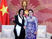 Top legislator hosts Cuban supreme procuracy leader