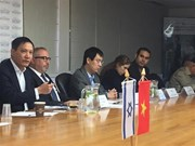 Workshop promotes Vietnam-Israel trade cooperation