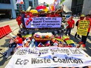 Philippines ships 69 containers unwanted waste back to Canada