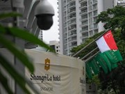 Singapore tightens security for Shangri-La Dialogue