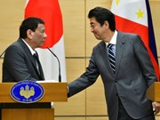 Japan, Philippines to work for free, open Indo-Pacific