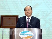 PM wants Viettel to enter world top 10 telecom firms by 2025