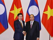 Vietnam, Laos resolved to create breakthrough in trade