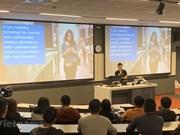 Vietnamese students in Australia talk about big data