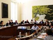 Economic, trade promotion seminars held in Italian cities