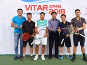 Tennis tournament for Vietnamese players to be held in Russia