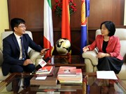 Vietnam-Italy relations on positive development