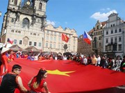 Vietnamese community represented at ethnic festival in Czech Republic
