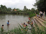 Mekong Delta takes action to prevent drowning incidents