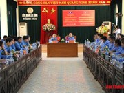 Vietnamese, Lao provinces boost trade union links
