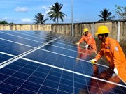 Demand for solar power in Can Tho increases