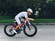 Vietnamese athlete to compete at Ironman 70.3 World Championship