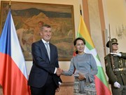 Czech Republic, Myanmar boost economic ties