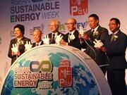 ASEAN Sustainable Energy Week 2019 kicks off in Bangkok