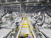 Auto industry develops but local part supply still low