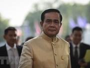 Thai parliament elects Prayut Chan-o-cha as prime minister