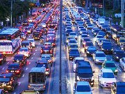 Thailand promotes traffic connection with Laos